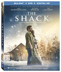 The Shack Digital HD Code only, UV or iTunes