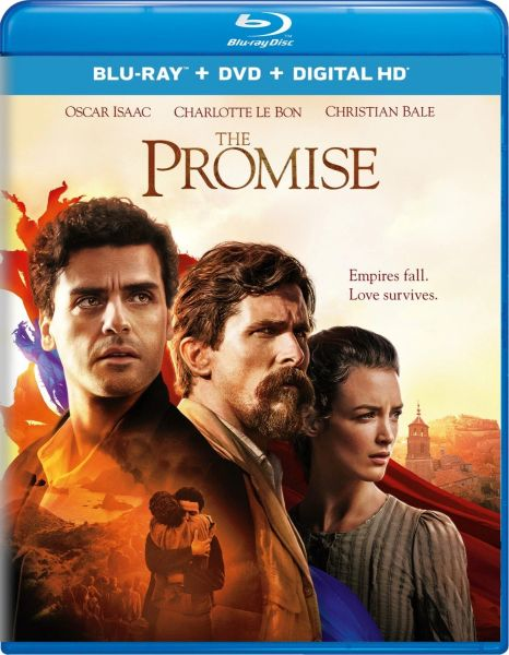 The Promise (2017) Digital HD Code only, NO DISC