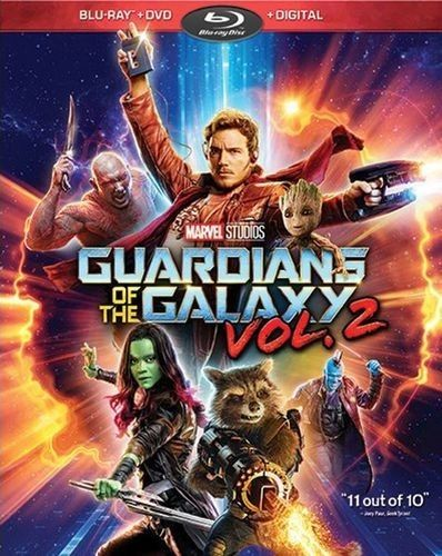 Guardians of the Galaxy Vol. 2 Digital HD Code only