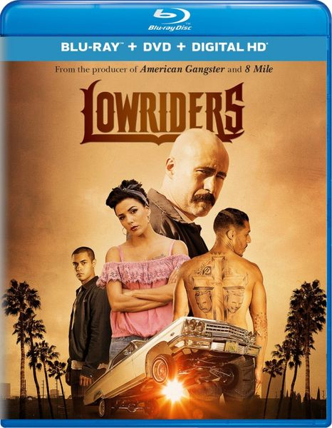 Lowriders Digital HD Code only - UV or iTunes