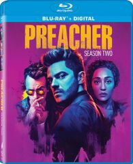 Preacher Season 2 Digital HD Code