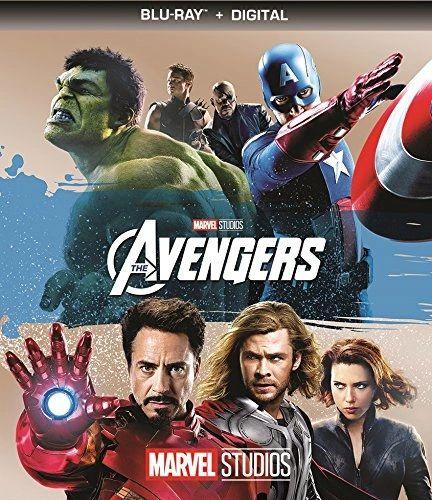 Marvel's The Avengers Digital HD Code