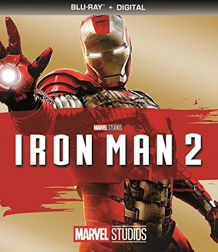 Iron Man 2 Digital HD Code only, NO DISC