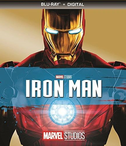 Iron Man 1 Digital HD Code only, NO DISC