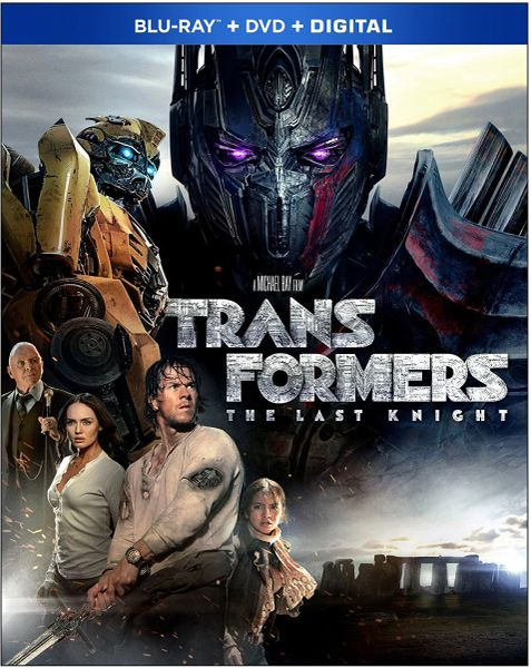 Transformers: The Last Knight Digital HD Code, UV or iTunes