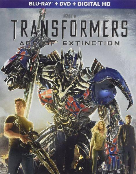 Transformers: Age of Extinction Digital HD Code