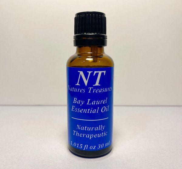 BAY LAUREL ESSENTIAL OIL 30 ML