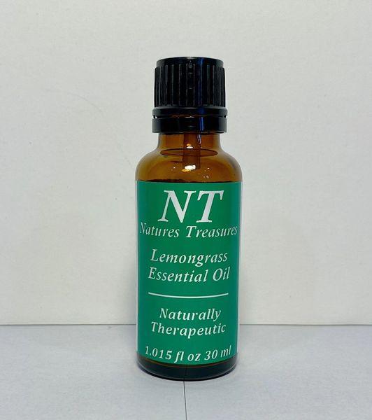 LEMONGRASS ESSENTIAL OIL 30 ML