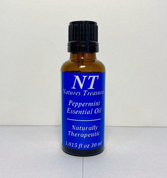 PEPPERMINT ESSENTIAL OIL 30 ML