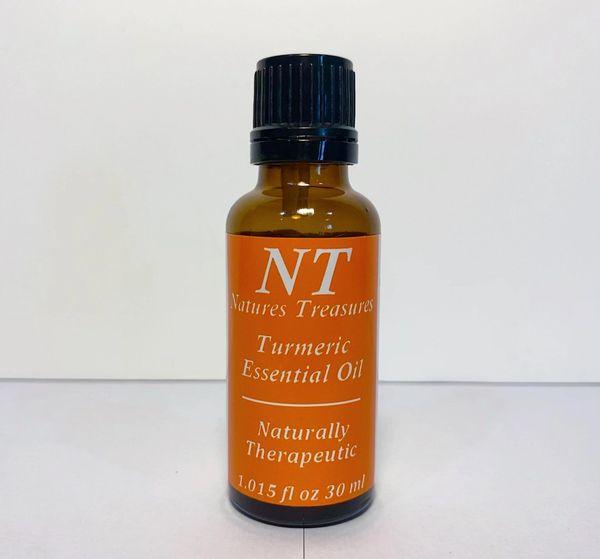 TURMERIC ESSENTIAL OIL 30 ML