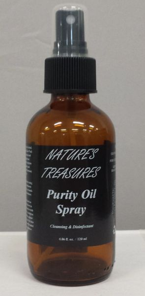 PURITY OIL SPRAY