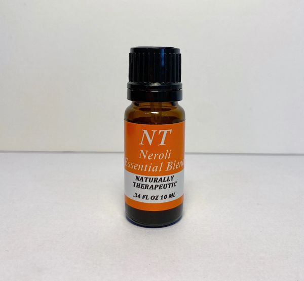 NEROLI ESSENTIAL OIL 10% Dilution 10 ML