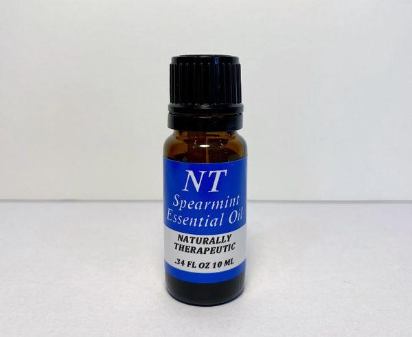 SPEARMINT ESSENTIAL OIL 10 ML