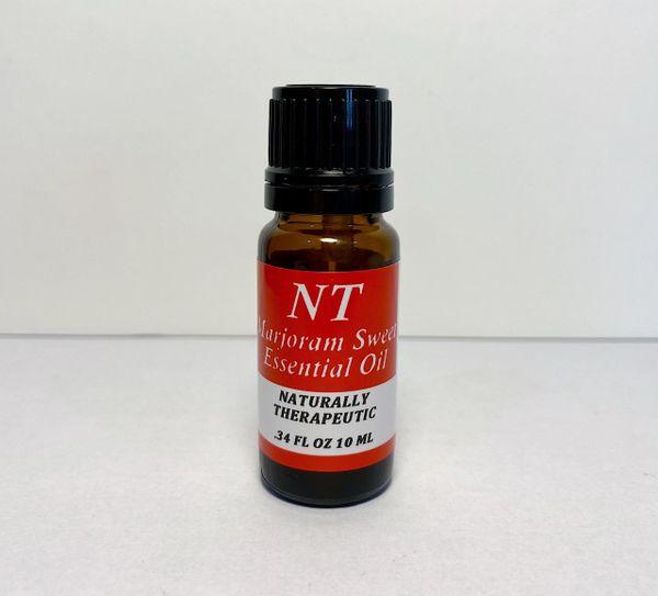 MARJORAM SWEET ESSENTIAL OIL 10 ML
