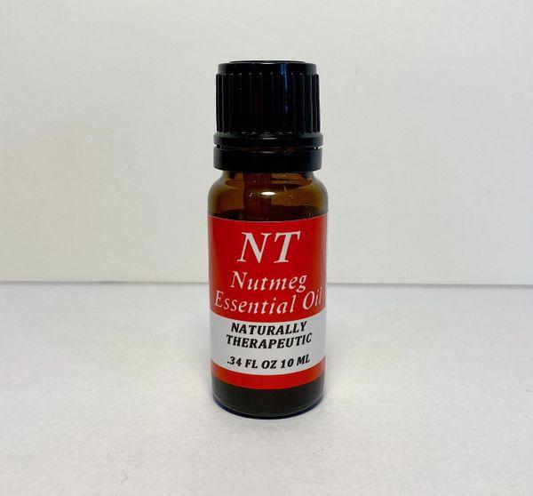 NUTMEG ESSENTIAL OIL 10 ML