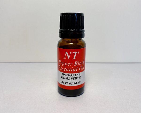 PEPPER BLACK ESSENTIAL OIL 10 ML