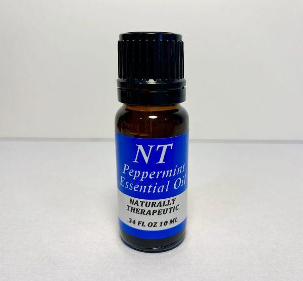 PEPPERMINT ESSENTIAL OIL 10 ML