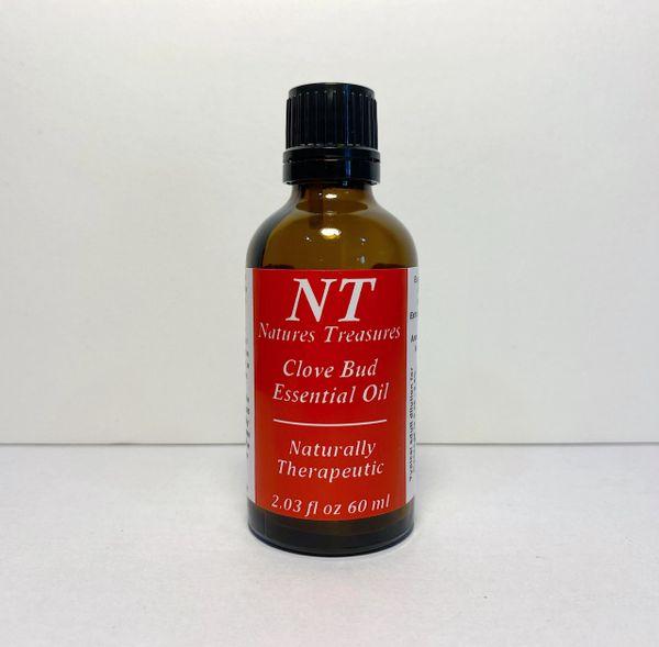 CLOVE BUD ESSENTIAL OIL 60 ML