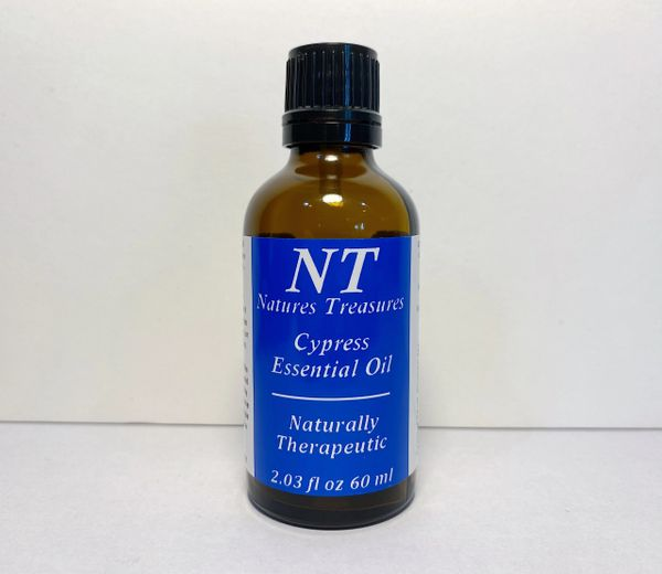 CYPRESS ESSENTIAL OIL 60 ML