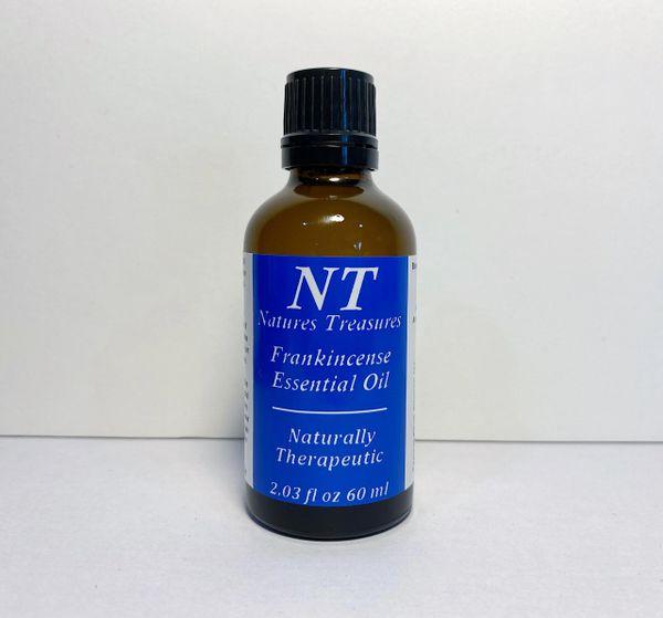 FRANKINCENSE ESSENTIAL OIL 60 ML