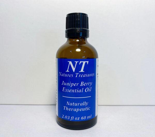 JUNIPER BERRY ESSENTIAL OIL 60 ML