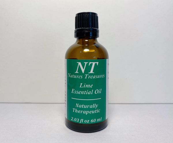 LIME ESSENTIAL OIL 60 ML