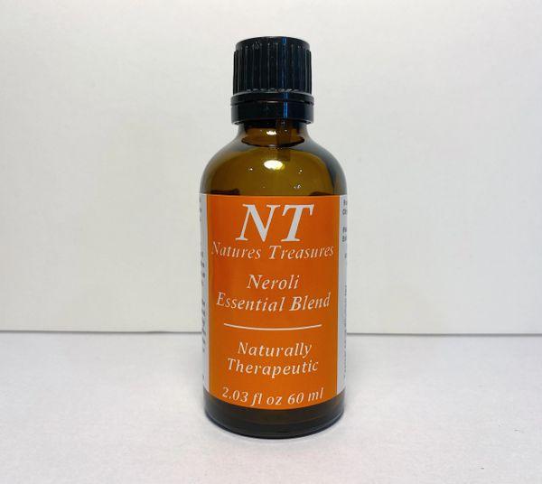 NEROLI ESSENTIAL OIL 10% Dilution 60 ML