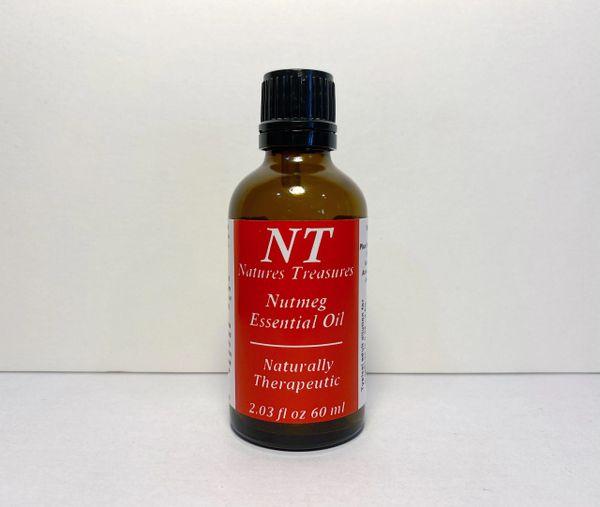 NUTMEG ESSENTIAL OIL 60 ML