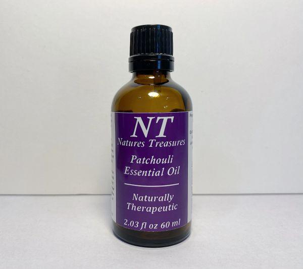 PATCHOULI (LIGHT) ESSENTIAL OIL 60 ML