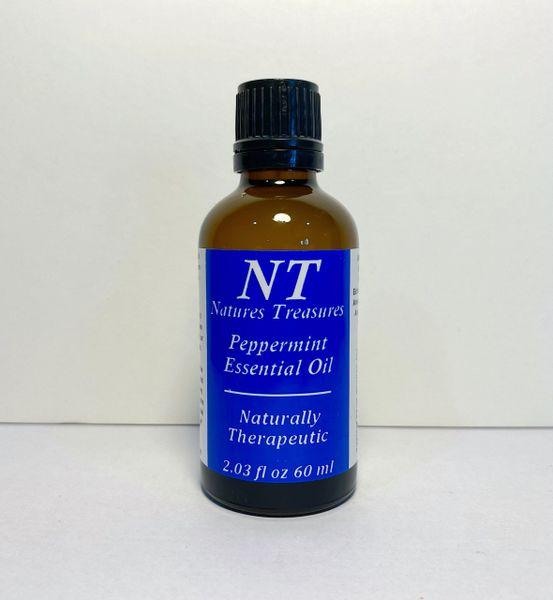 PEPPERMINT ESSENTIAL OIL 60 ML