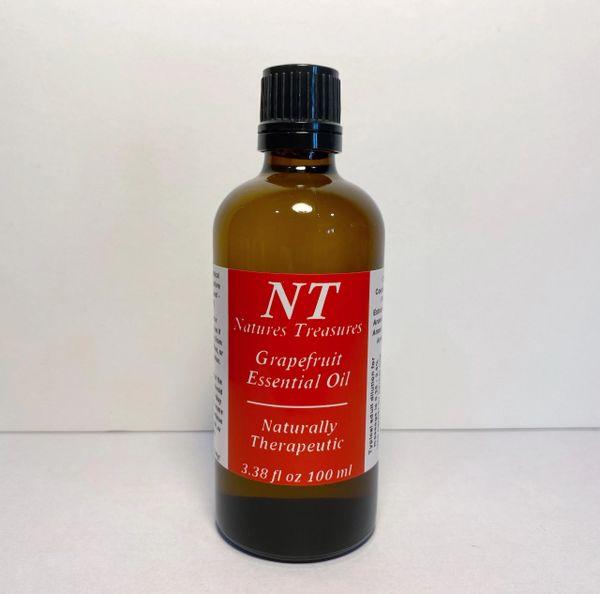 GRAPEFRUIT PINK ESSENTIAL OIL 100 ML