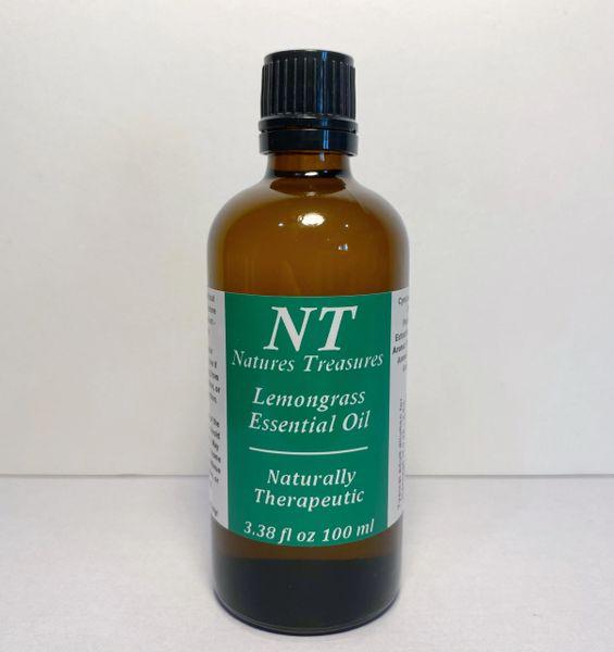 LEMONGRASS ESSENTIAL OIL 100 ML