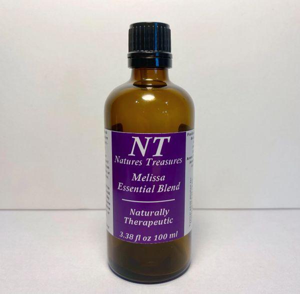 MELISSA ESSENTIAL OIL 25% 100 ml