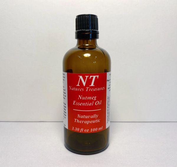NUTMEG ESSENTIAL OIL 100 ML