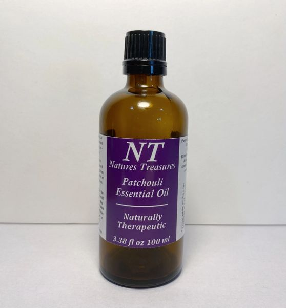 PATCHOULI (LIGHT) ESSENTIAL OIL 100 ML