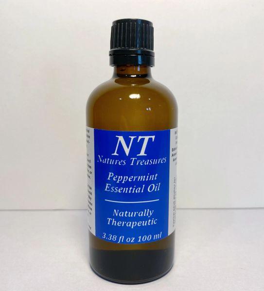 PEPPERMINT ESSENTIAL OIL 100 ML