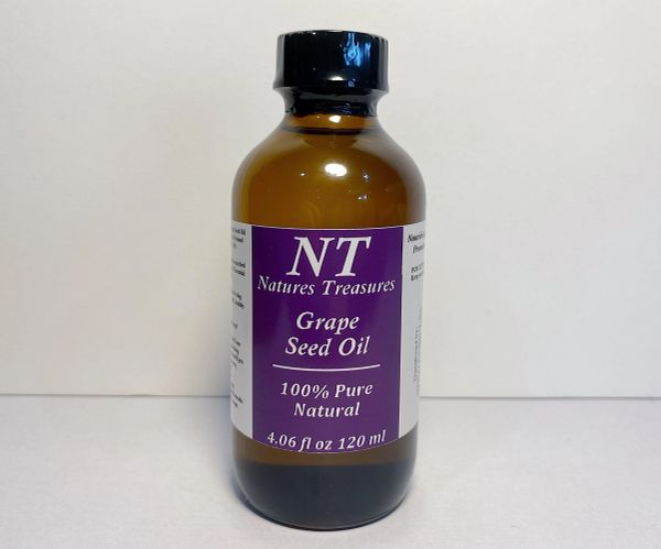 Grapeseed Oil 4 OZ