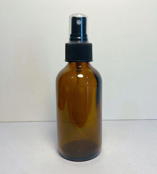 PK Amber 4oz Glass Sprayer