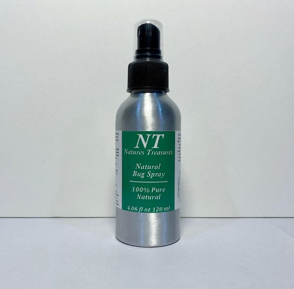 NATURAL BUG SPRAY 120 ML