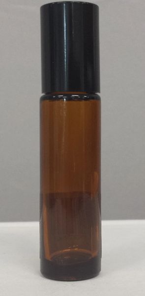 PK Amber Glass 9 ml Roll On