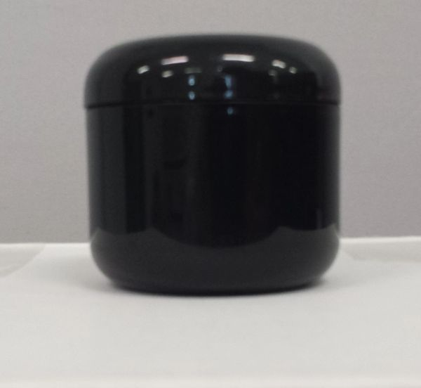 PK Black 4oz Double Wall Jar and Cap