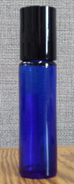 PK Blue Glass 9ml Roll On