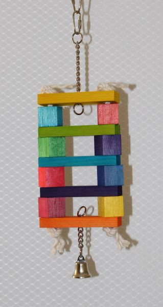 #26 Cube and Rectangle Ladder