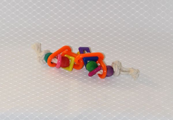 #33 Chain Link Foot Toy