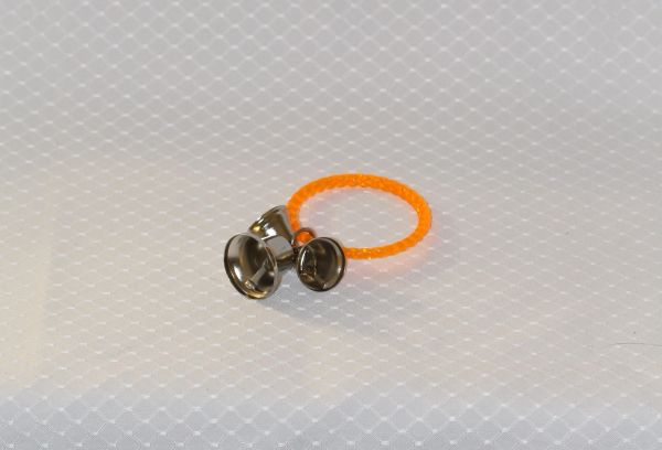 #34 Ring with Bells Foot Toy