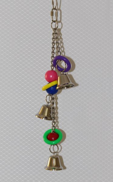 #41 Large Bells and Beads