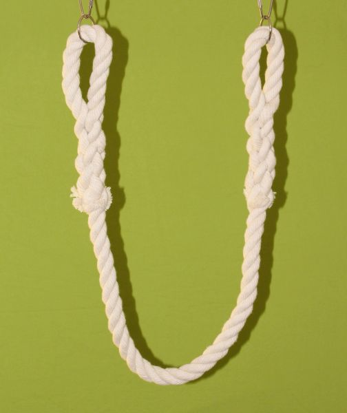 "#52 36"" Double Loop 5/8"" Rope Perch"