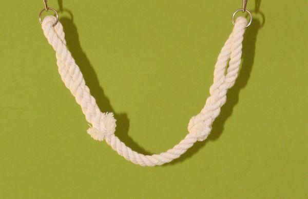 "#57 18"" Double Loop 3/8"" Rope Perch"