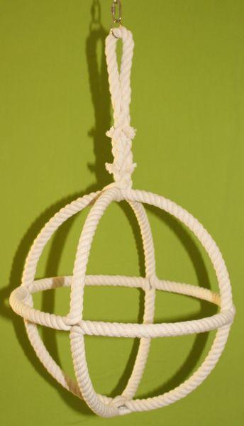 """#79 14"""" Rope Ball"""