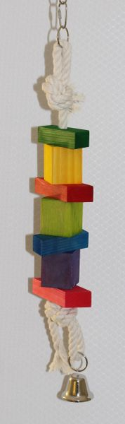 #46 Cubes and Trapezoids on a Rope